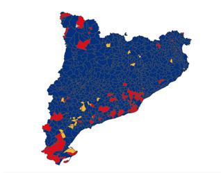 Resultados elecciones catalanas