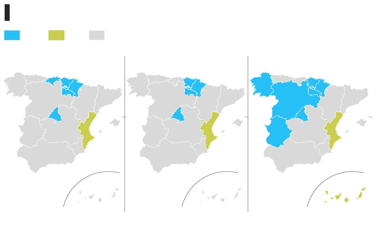 Calendario Selectividad 2020 Andalucia.Un Calendario Caotico Por El Adelanto A Junio De Los Examenes De