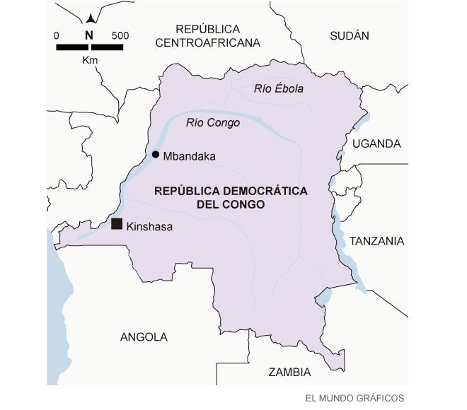 Virus Ébola, miles de personas muertas en África: Guinea, Liberia, Sierra Leona, Nigeria, Mali, República Democrática del Congo... - Página 5 Congo660