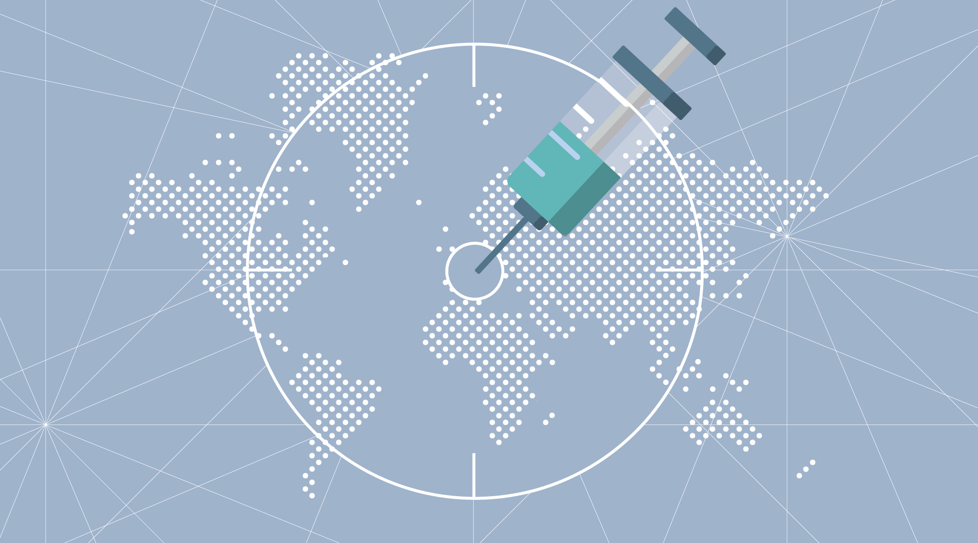 Así avanza la vacunación contra el Covid-19 en todo el mundo
