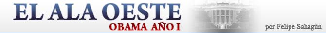 Blog El ala Oeste (Obama Año I)