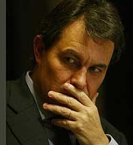 Artur Mas. (REUTERS)