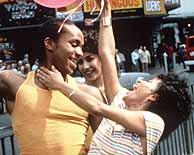 Gene Anthony Ray en una escena de la serie. (EFE)