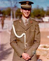 El comandante Alberto Martínez González. (La Voz de Asturias)