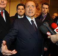 Silvio Berlusconi. (AP)