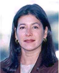 La periodista Ángela Rodicio.