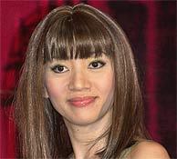 Anita Mui, en una imagen de septiembre de 2003. (AP)