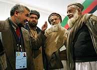 Delegados de la Loya Jirga. (REUTERS)