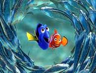 Un fotograma de 'Buscando a Nemo'. (AP)