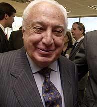 Manuel Jiménez de Parga, presidente del TC. (Begoña Rivas)