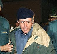 Apostolos Mangouras, cuando fue detenido. (EFE)
