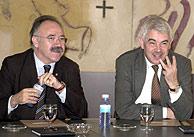 Carod y Maragall, en una imagen de archivo (EFE)