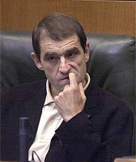 'Josu Ternera', en una imagen de archivo de 2001. (EFE)