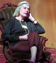 A. Ripley en una imagen de 1996