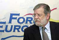 Juan Carlos Rodríguez Ibarra. (EFE)