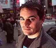 Julio A. Parrado, muerto en Irak en 2003, en una imagen tomada en Nueva York. (Conesa)