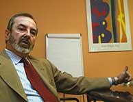 Pablo Sebastián. (Julio Palomar)