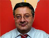 El secretario de organización del PSOE, José Blanco. (B. Rivas)