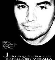 Portada del libro 'Julio Anguita Parrado: Batalla sin medalla'.