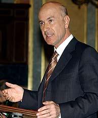 Josep Antoni Duran Lleida, durante su discurso. (EFE)