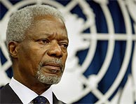 Kofi Annan. (AFP)