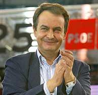 José Luis Rodríguez Zapatero. (EFE)