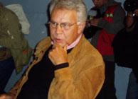 Felipe Gonzalez durante el debate.(H.F)