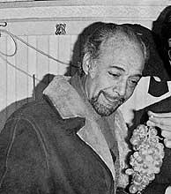Narciso Ibáñez Menta. (EFE)