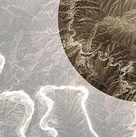 La ESA aseguró que eso era la Muralla China; en realidad es un río. (ESA)