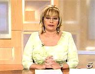 María Teresa Campos, en Telecinco.