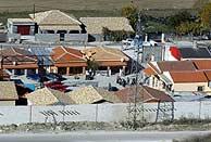 Vviendas ilegales en la Cañada Real. (Alberto Cuéllar)