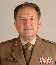 Félix Sanz Roldán. (EFE)