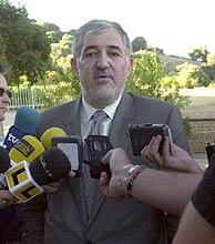 El fiscal general del Estado, Cándido Conde-Pumpido. (EFE)