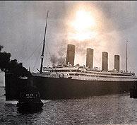 El Titanic salió de Southampton el 12 de abril de 1912.