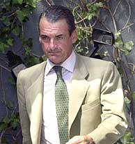 Mario Conde, en una imagen tomada en 2002. (A. Díaz)