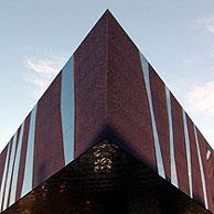 El edificio Fórum.(C.P)