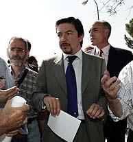 Calvo, en una imagen de archivo. (Ricardo Cases)