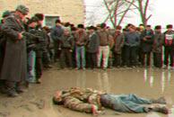 Una imagen del secuestro de Kizliar en 1996. (REUTERS)