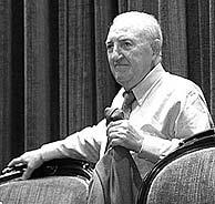 El científico, en una imagen de 2001. (Quique García)