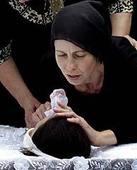 Imagen de los funerales