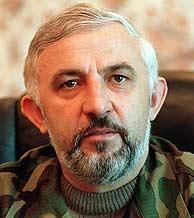 Aslán Masjádov, en una foto de archivo. (AP)