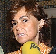 La ministra de Cultura, Carmen Calvo. (EFE)