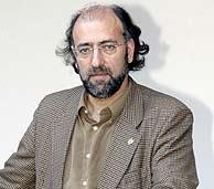 El director general del Libro, Rogelio Blanco. (Antonio Pastor)