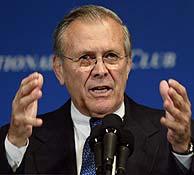 El secretario de Defensa de EEUU. (AFP)