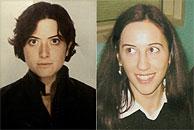 Simona Pari y Simona Torretta, las dos italianas secuestradas. (REUTERS)