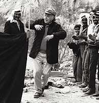 Giorgio Moser, durante el rodaje de 'Blue Dolphin'. (EPA)