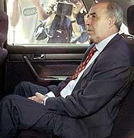 Enrique Rodríguez Galindo, en una imagen de 2002. (EFE)