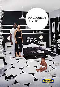 Las personas y sus dormitorios, protagonistas de los anuncios