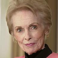Janet Leigh, en una imagen tomada en 2003. (AP)