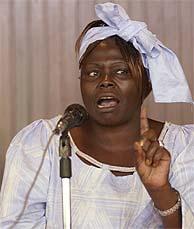 Wangari Maathai. (AP)